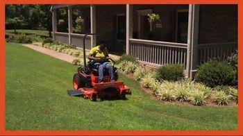 Kubota Z100 TV Spot, 'A Lawn Worth Admiring' - Thumbnail 6