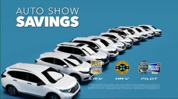 Honda Go Big Go Blue Sales Event TV Spot, '2019 CR-V AWD LX' [T2]