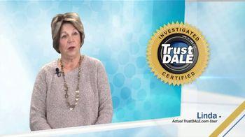 TrustDALE TV Spot, 'Linda'