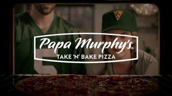 Papa Murphy's Pizza $5 Fridays TV Spot, 'Coaches: Sausage, Cheese & Pepperoni Thins' - Thumbnail 1