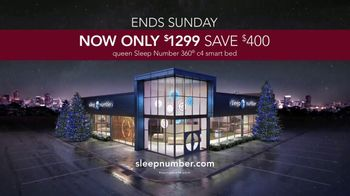 Sleep Number Lowest Prices of the Season TV Spot, 'Final Days: 360 c4 Smart Bed' - Thumbnail 9