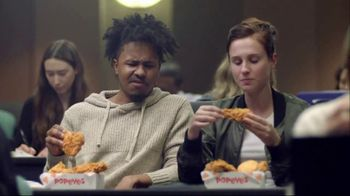Popeyes 3-Pieces & Biscuit TV Spot, 'Econ 101' - Thumbnail 4