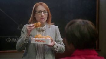 Popeyes 3-Pieces & Biscuit TV Spot, 'Econ 101' - Thumbnail 6