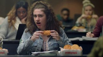 Popeyes 3-Pieces & Biscuit TV Spot, 'Econ 101' - Thumbnail 8