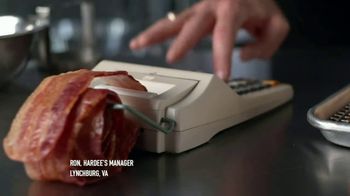 Hardee's 2 3 More Menu TV Spot, 'Crunching Numbers'