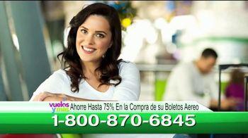 Vuelosymas.com TV Spot, 'Boletos baratos' [Spanish]