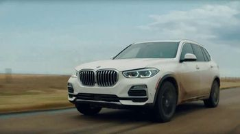 2019 BMW X5 TV Spot, 'Turns' [T2]