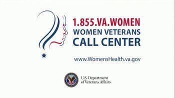 U.S. Department of Veteran Affairs Women Veterans Call Center TV Spot, 'Finding Help' - Thumbnail 9