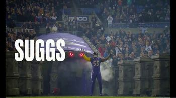 NFL TV Spot, 'Playoff Time: Suggs, Hugs and Tugs' - 23 commercial airings