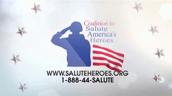 Coalition to Salute America's Heroes TV Spot, 'Suicide Rate' Featuring Robert Patrick - Thumbnail 9