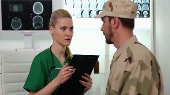 Coalition to Salute America's Heroes TV Spot, 'Suicide Rate' Featuring Robert Patrick - Thumbnail 5