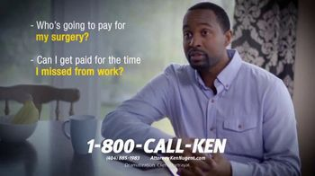 Kenneth S. Nugent: Attorneys at Law TV Spot, 'Car Wreck Questions' - Thumbnail 2
