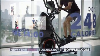 Bowflex New Year Sale TV Spot, 'Only One You' - Thumbnail 3