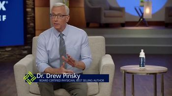 Theraworx Relief TV Spot, 'Prevent Muscle Cramps' Featuring Dr. Drew Pinsky - Thumbnail 1
