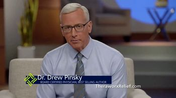 Theraworx Relief TV Spot, 'Prevent Muscle Cramps' Featuring Dr. Drew Pinsky - Thumbnail 7