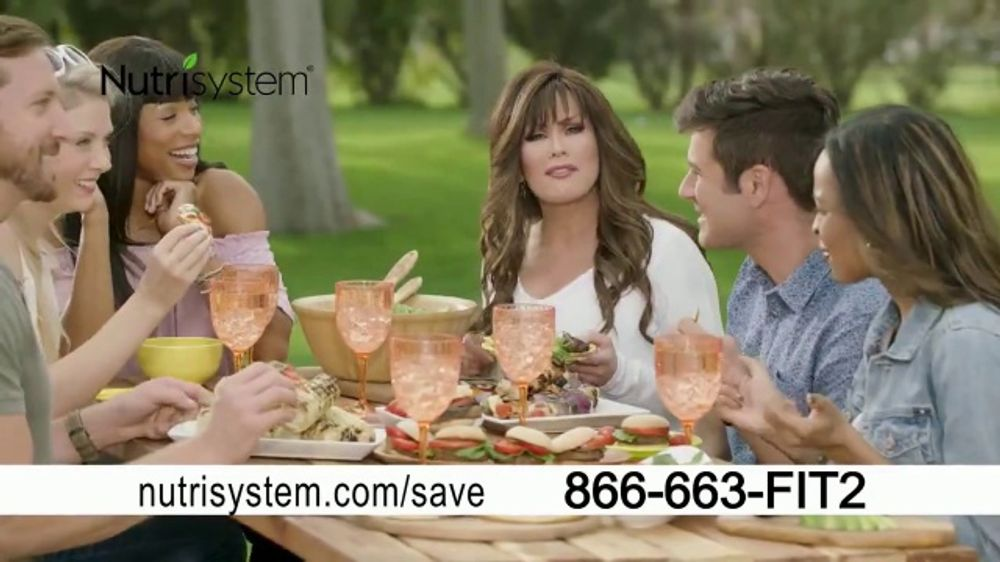 Nutrisystem FreshStart TV Commercial, 'Long Term Solution' Featuring Marie Osmond