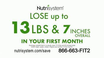 Nutrisystem FreshStart TV Spot, 'Long Term Solution' Featuring Marie Osmond - Thumbnail 4