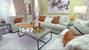 Ashley HomeStore New Year's Sale TV Spot, 'Final Week: Sofa and Sectional' - Thumbnail 3