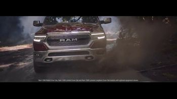 Ram 1500 TV Spot, 'Busy Hands' [T1]