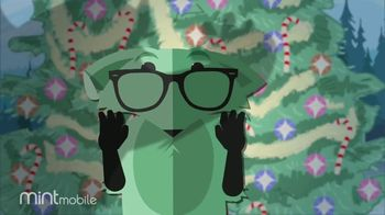 Mint Mobile TV Spot, 'Holidays: 3 Months of Wireless for $20: Yeti' - Thumbnail 4
