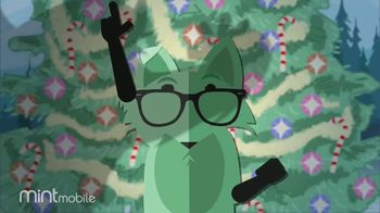 Mint Mobile TV Spot, 'Holidays: 3 Months of Wireless for $20: Yeti' - Thumbnail 5