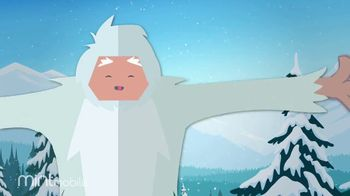 Mint Mobile TV Spot, 'Holidays: 3 Months of Wireless for $20: Yeti' - Thumbnail 8