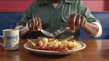 IHOP All You Can Eat Pancakes TV Spot, 'Sin fin' [Spanish] - Thumbnail 1
