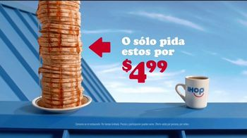 IHOP All You Can Eat Pancakes TV Spot, 'Sin fin' [Spanish] - Thumbnail 7