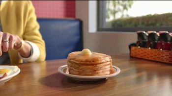 IHOP All You Can Eat Pancakes TV Spot, 'Sin fin' [Spanish] - Thumbnail 3