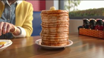 IHOP All You Can Eat Pancakes TV Spot, 'Sin fin' [Spanish] - Thumbnail 4