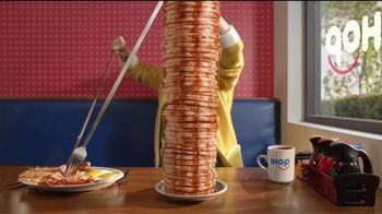 IHOP All You Can Eat Pancakes TV Spot, 'Sin fin' [Spanish] - Thumbnail 5
