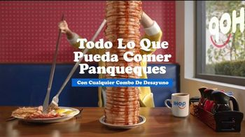 IHOP All You Can Eat Pancakes TV Spot, 'Sin fin' [Spanish] - Thumbnail 6