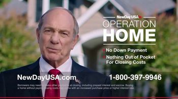 NewDay USA Operation Home TV Spot, 'Good News' - 65 commercial airings