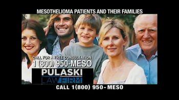 Pulaski Law Firm TV Spot, 'Asbestos-Related Mesothelioma' - Thumbnail 9