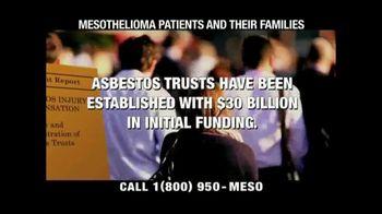 Pulaski Law Firm TV Spot, 'Asbestos-Related Mesothelioma' - Thumbnail 4