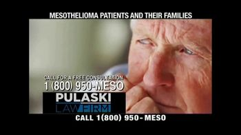 Pulaski Law Firm TV Spot, 'Asbestos-Related Mesothelioma'
