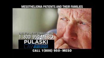 Pulaski Law Firm TV Spot, 'Asbestos-Related Mesothelioma' - Thumbnail 7