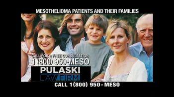 Pulaski Law Firm TV Spot, 'Asbestos-Related Mesothelioma' - Thumbnail 8