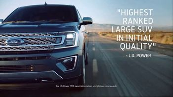2018 Ford Expedition TV Spot, 'New Definition of Space' [T1] - Thumbnail 10