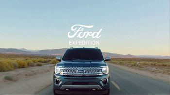 2018 Ford Expedition TV Spot, 'New Definition of Space' [T1] - Thumbnail 2
