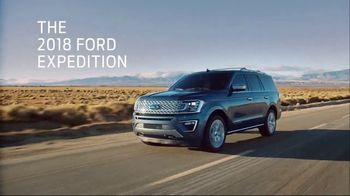 2018 Ford Expedition TV Spot, 'New Definition of Space' [T1] - Thumbnail 9