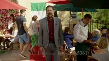 Perillo Tours TV Spot, 'Wine Garden' - Thumbnail 1