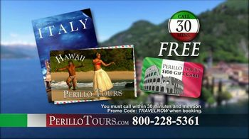 Perillo Tours TV Spot, 'Wine Garden' - Thumbnail 10