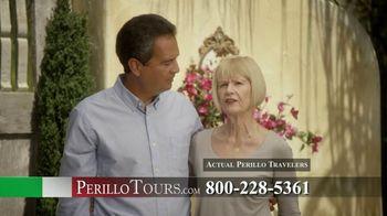 Perillo Tours TV Spot, 'Wine Garden'
