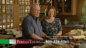 Perillo Tours TV Spot, 'Wine Garden' - Thumbnail 5