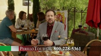 Perillo Tours TV Spot, 'Wine Garden'