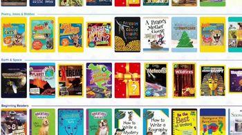 ReadingIQ TV Spot, 'Thousands of Books' - Thumbnail 1