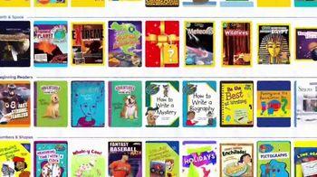 ReadingIQ TV Spot, 'Thousands of Books'