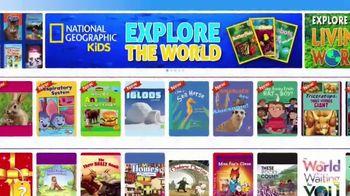 ReadingIQ TV Spot, 'Thousands of Books' - Thumbnail 4