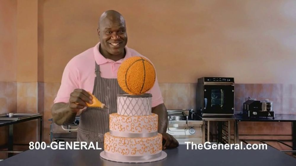 Usaa Car Insurance Quote >> The General TV Commercial, 'Strong Suits: Acting & Cake ...